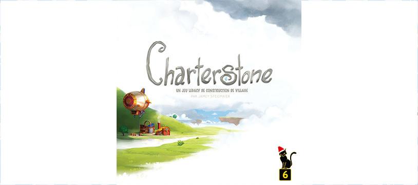 Charterstone, de la boutique au pied du sapin !
