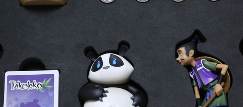 Takenoko XL, mangez du panda géant