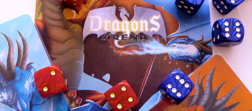 Découverte ludique :Dragons Arena