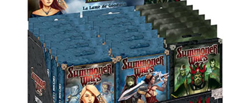Summoner Wars, la guerre s'étend