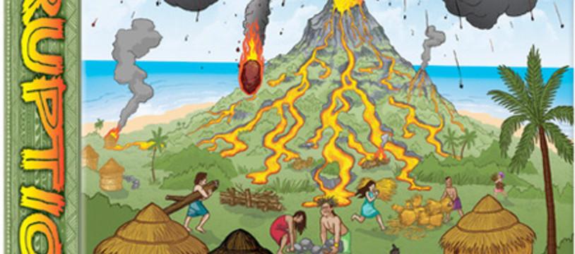 Eruption à Essen