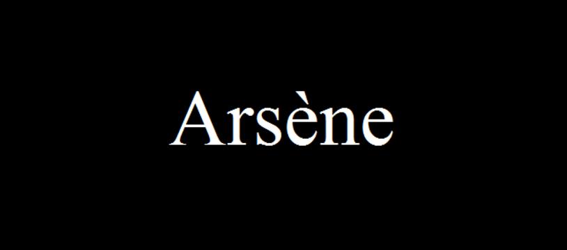 Le jeu gratuit du vendredi :  Arsène