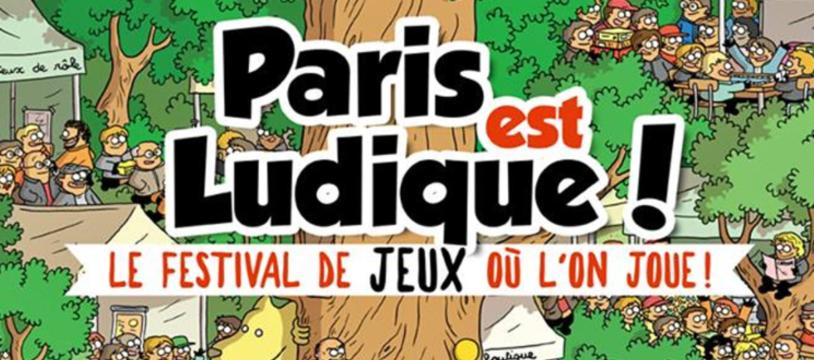 Rendez-vous à Paris Est Ludique sur le stand de Blackrock Games !