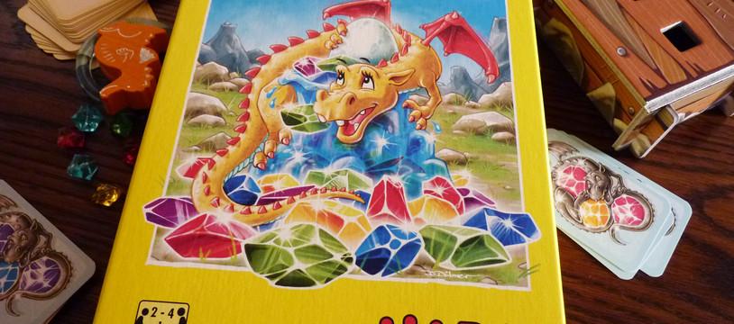 Critique de Trésor de glace l'œuf de dragon