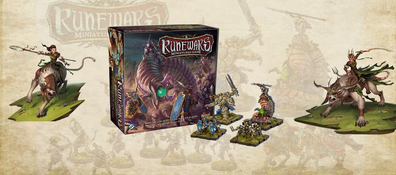 Runewars - le jeu de figurines : En attendant les prochains codex...