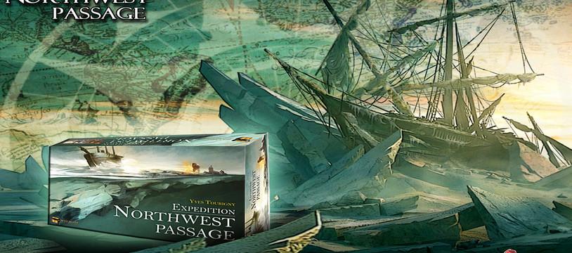 """Mes """"Parties"""" Pris fait la critique du jeu Expedition NorthWest Passage"""