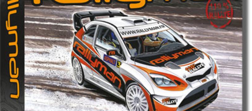 Rallyman : C'est parti pour la 3e édition