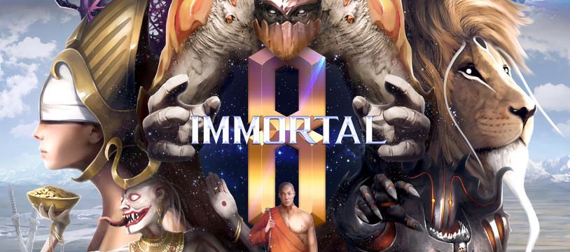 Bilan FIJ et Immortal 8 demain sur Kickstarter