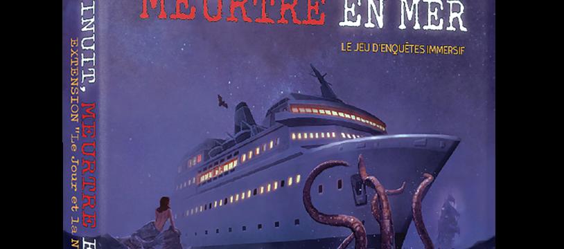 Minuit, Meurtre en Mer : sortie de l'extension !