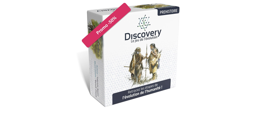 Discovery : offre promo à -50%