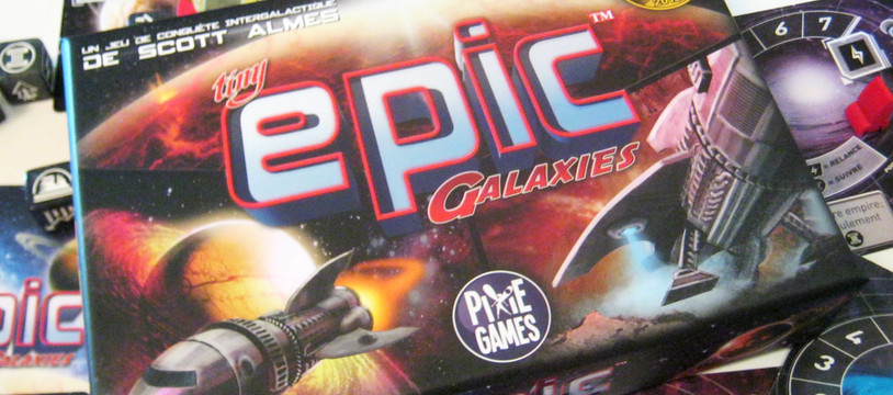 Critique de Tiny Epic Galaxies