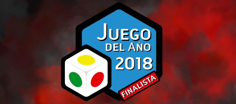 Les finalistes du Juego del Año 2018 sont...