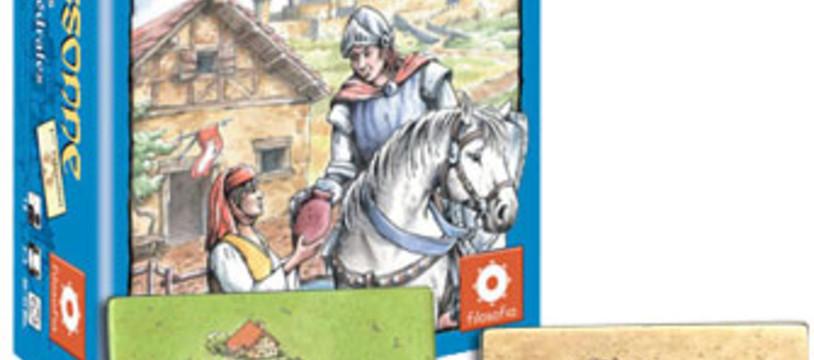 Le retour de la première extension de Carcassonne