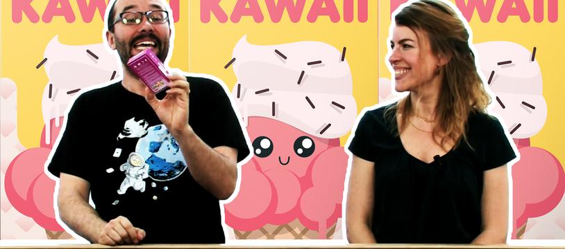Kawaii, de l'explipartie !