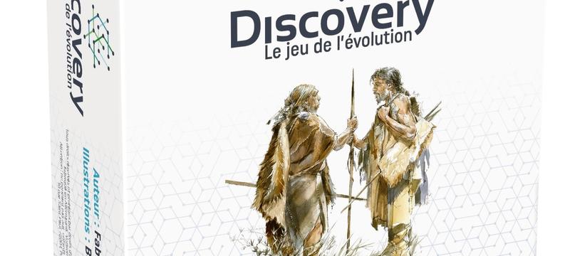 Discovery : nouvelle édition  format box - Promo lancement à -50%