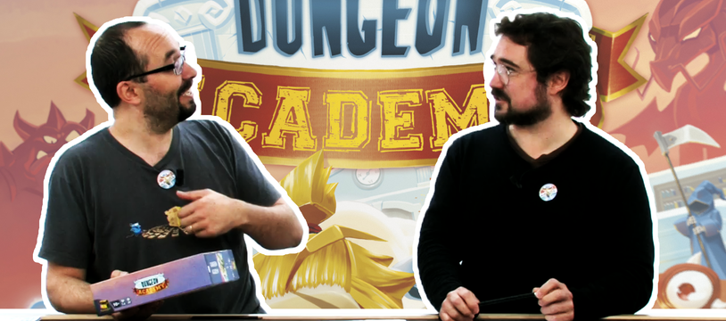 Dungeon Academy, de l'explication !