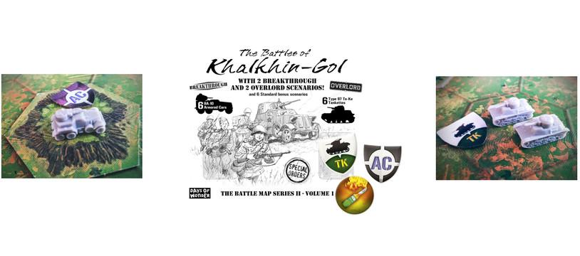 M44 - La Bataille de Khalkhin-Gol : La Vodka, je ne peux pas la saké !