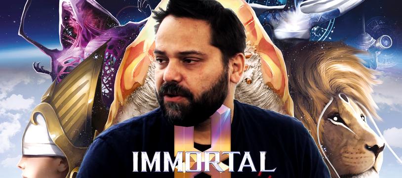 Immortal 8, de l'explication !