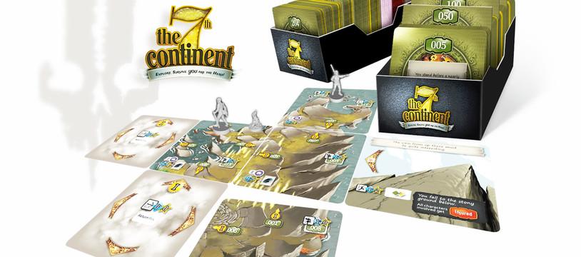 7th Continent, le reload aura lieu le....