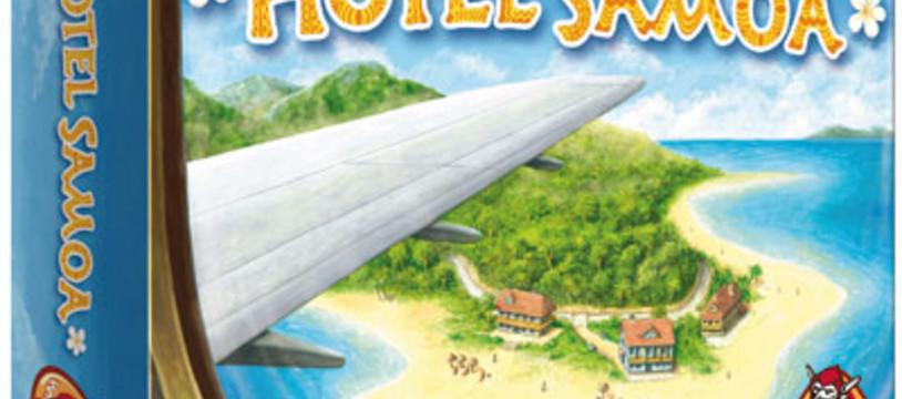 Les règles en français de Hotel Samoa