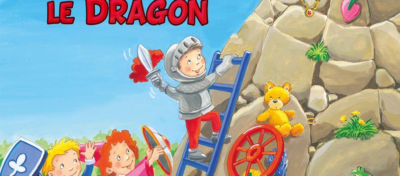 Léo le dragon et la varappe