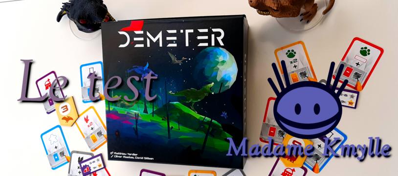[Demeter] : Partez explorer la planète des dinosaures !