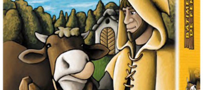 Agricola Terres d'élevage : Bâtiment de Ferme, agrandissons !