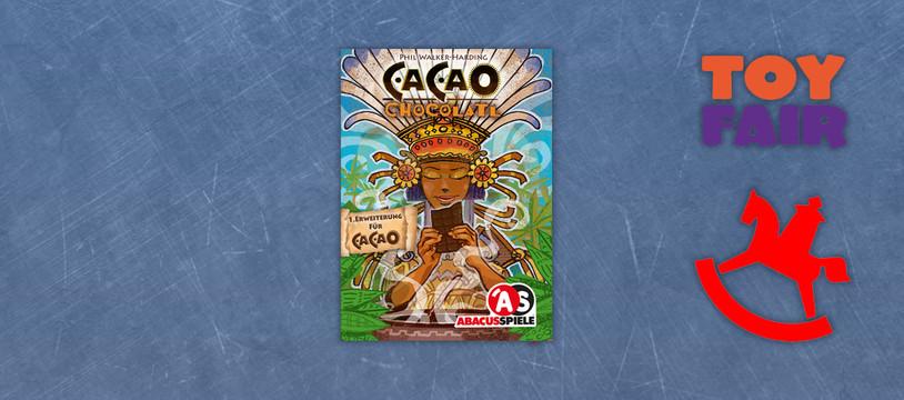 Chocolat, une extension pour Cacao