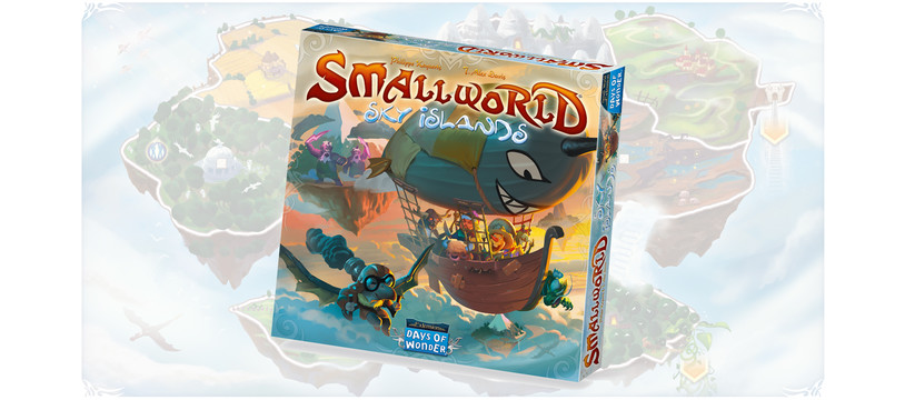 Small World - Sky Islands : Isle and Sky, plutôt, non ?