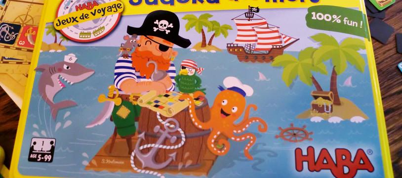 Critique Sudoku des mers