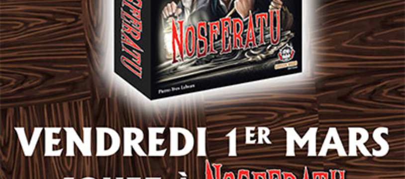 Gagnez des Nosferatu à Cannes