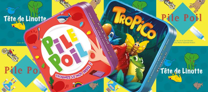 Cocktail Games : lever son verre Pile Poil sous les Tropico