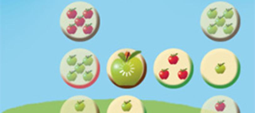 22 Pommes sur IMachins
