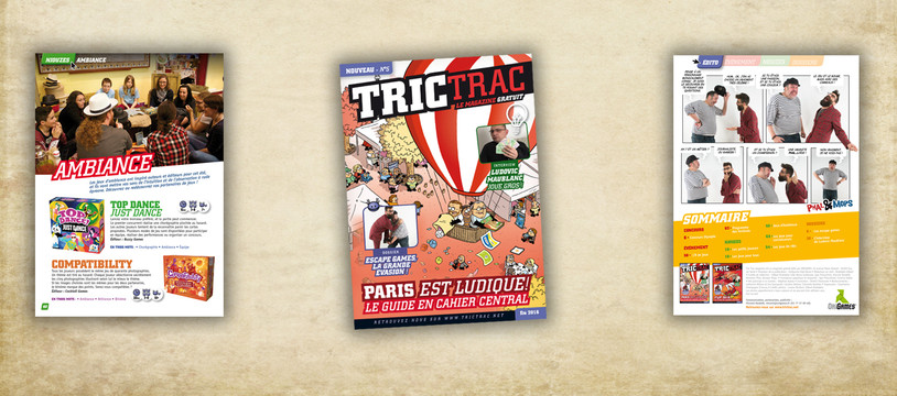 Tric Tract au PeL !*