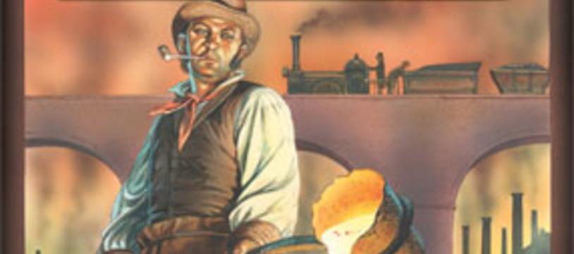 Age of Industry sur les étals