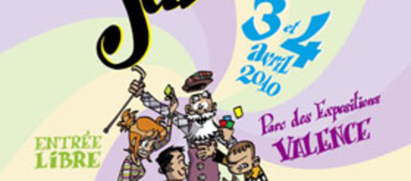 Le festival de Valence, c'est ce week-end