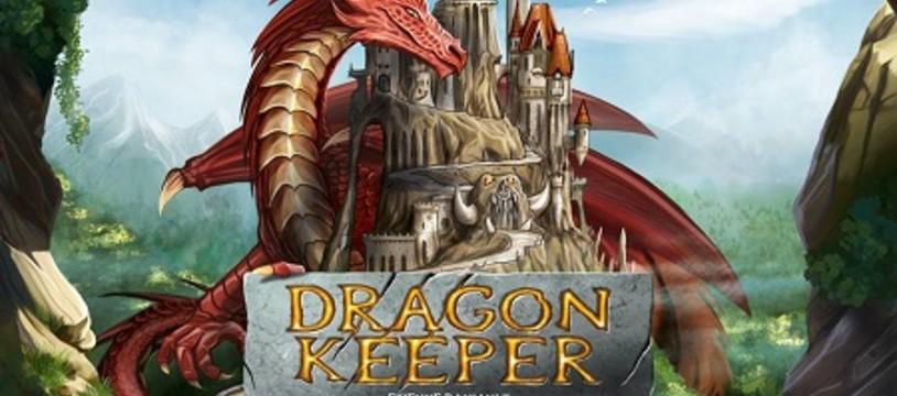 DRAGON KEEPER, Le dragon a jeté l'antre...