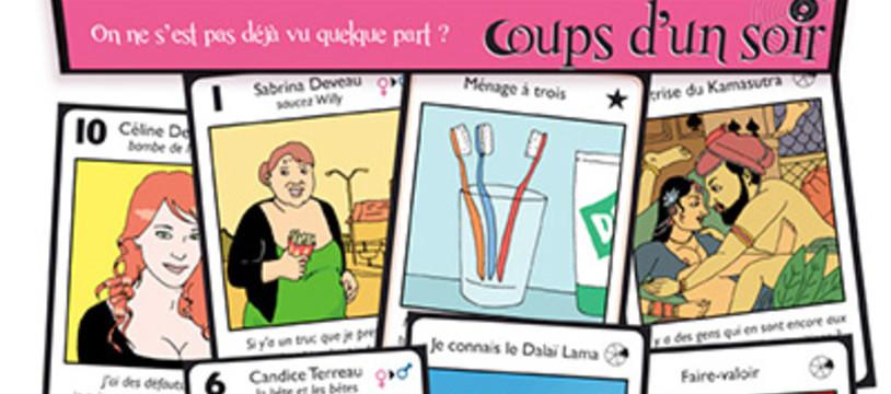 """""""Coups d'un soir"""" : Le jeu de la chope"""