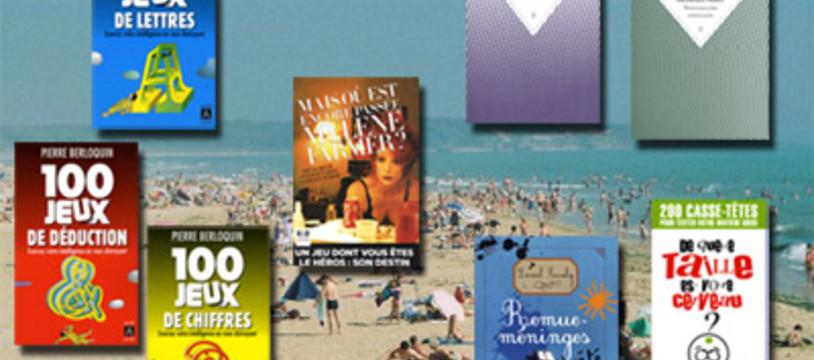 Un peu de lecture pour la plage ?