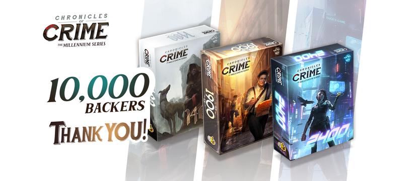🔎 Chronicles of Crime : les nouvelles à la loupe ! 🔎