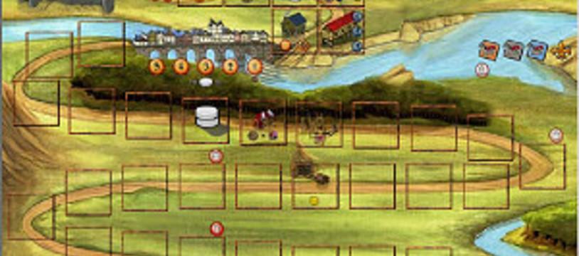 Jouez à Caylus en ligne !