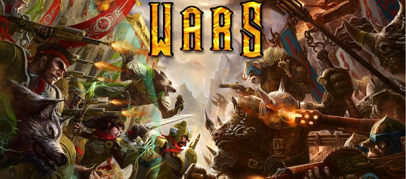 Clockwork Wars, prévision chez Eagle Games