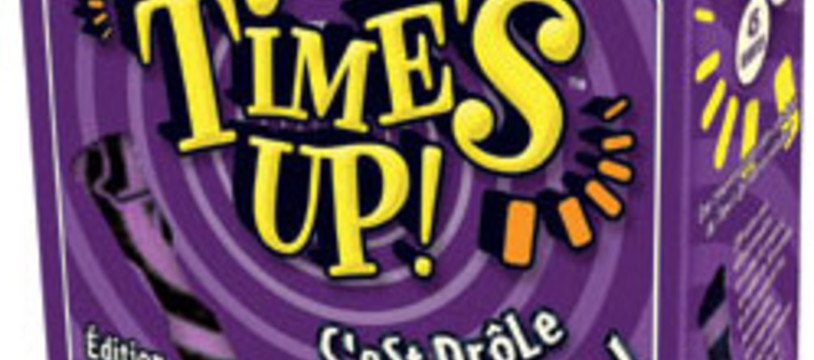 Time's Up Purple en avril