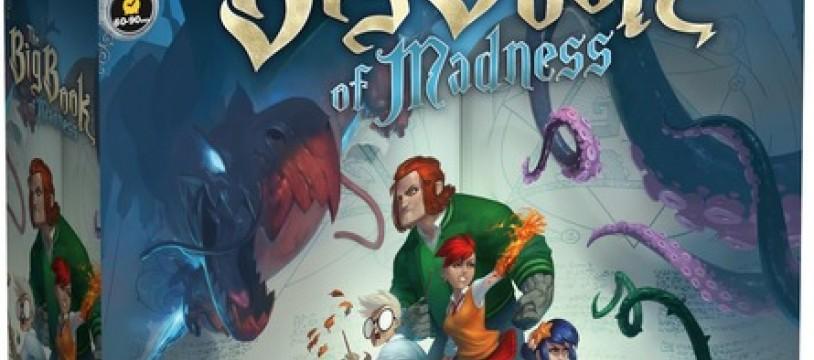 The Big Book of Madness : kestafoutu Potter ?