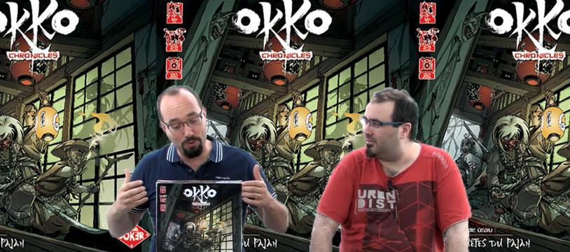 Okko Chronicles, de le papotache !