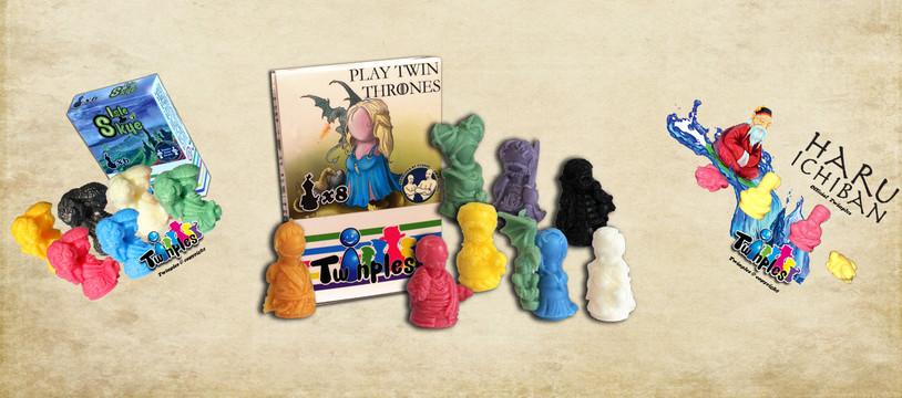 Studio Twin Games : Concours et histoire du Meeple !