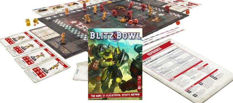 Blitz Bowl : Crache tes dents... fissa !