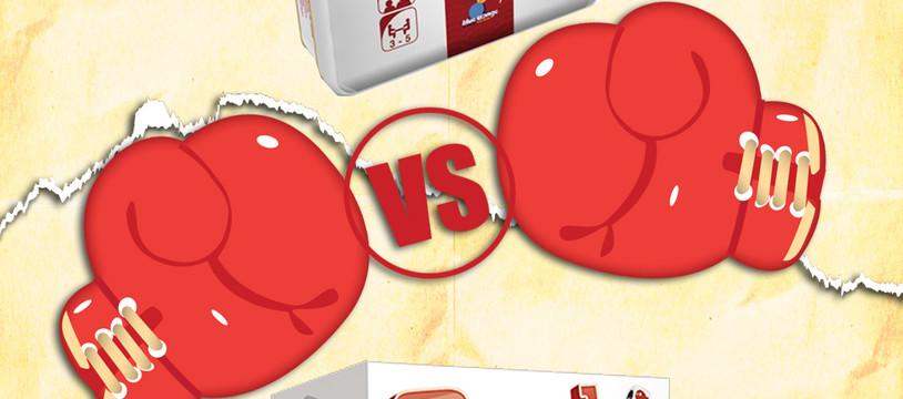 versus : sushi draft vs sushi dice