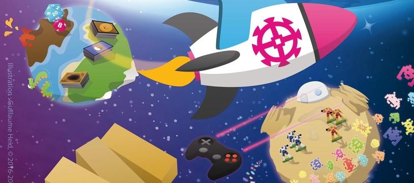 4ème édition du festival Happy'Games de Mulhouse