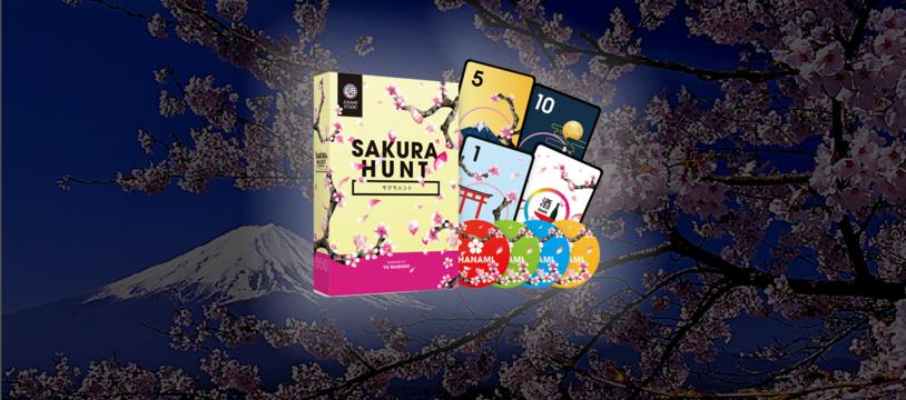 Sakura Hunt; ne perdez pas les pétales